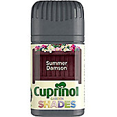 Cuprinol Garden Shades Tester - Summer Damson - 50ML