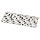 Hama Bluetooth Keyboard for Apple iPad - White.