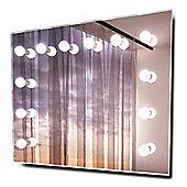 IP44 RGB LED Hollywood Makeup Bathroom Mirror k223