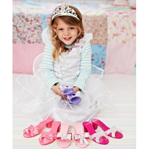 ELC Dress Up Shoes and Jewellery Set