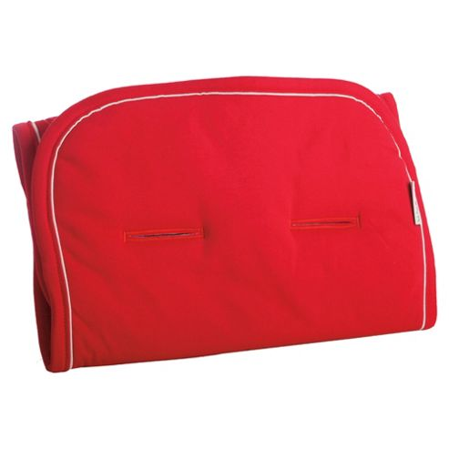 Minene Pushchair Liner, Red