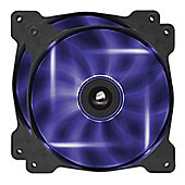 Corsair Air Series SP140 PURPLE LED High Static Pressure Fan Dual Pack