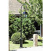 Roger Pradier Avenue 3 No. 8 Post Lantern - British Racing Green