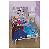 Disney Frozen Crystal Duvet Set Single