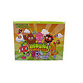 Moshi Monsters Reward Chart