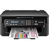 Epson WorkForce WF-2510WF (A4) Colour Inkjet All-in-One Printer (Print/Copy/Scan/Fax) 34ppm (Mono) 18ppm (Colour) 3000 (MDC) 38 Sec (Photo)