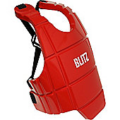 Blitz - Dipped Foam Body Guard - Red