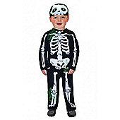 Skeleton - Toddler Costume 24-36 months