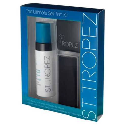 St Tropez The Ultimate Self Tan Kit