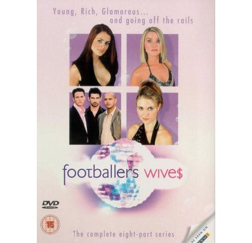 Footballers' Wives - Season One (DVD Boxset)