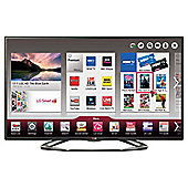 LG 42LA620V 42 Inch 3D Smart WiFi Built In Full HD 1080p LED TV With Freeview HD