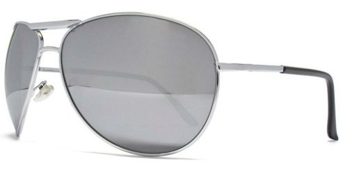 Glare Eyewear Wrap Aviator Sunglasses
