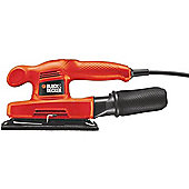 Black & Decker Orbital sander third sheet 240v KA310