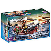Playmobil 5137 Pirate Rowboat