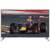 Hisense HE58KEC730UWTSD 58 Inch Smart 3D 4K Ultra HD TV - Silver
