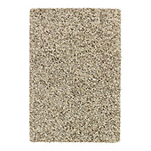 Oriental Carpets & Rugs Vista Light Beige Rug - 170cm L x 120cm W