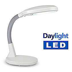 MiniSun Adjustable Daylight LED Reading Table Lamp