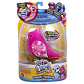 Little Live Pets Bird- Pink Petal