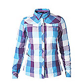 Berghaus Ladies Explorer Eco Short Sleeve Shirt - Multi
