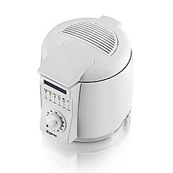Elgento E17002 - Deep Fryer - White