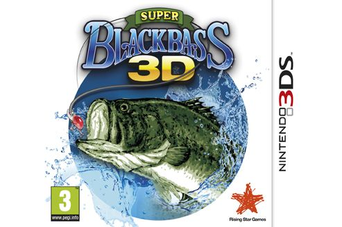 Super Black Bass 3Ds
