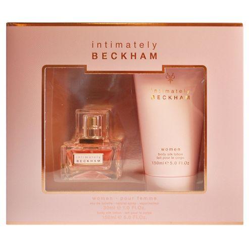 Intimately Beckham Women 30ml Eau de Toilette Gift Set