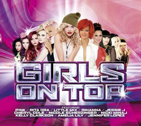 Girls On Top (2CD)