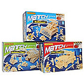 Grafix Match Tech Match Construction Kit