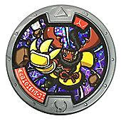 Yo-kai Watch Medal - Brave - Cruncha (Ookuwanokami) [025]