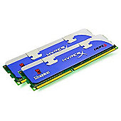 Kingston HyperX 8GB (2x4GB) Memory Kit 1600MHz DDR3 Non-ECC CL9 240-pin DIMM