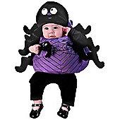 Toddler Spider Halloween Costume