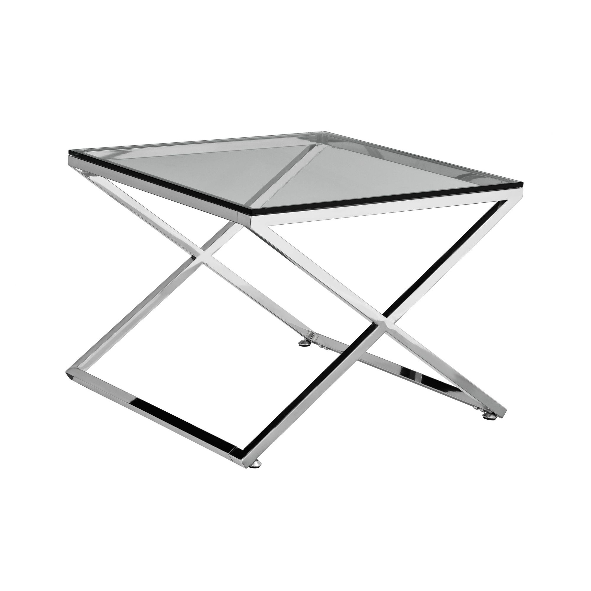 Premier Housewares Criss Cross End Table at Tesco Direct