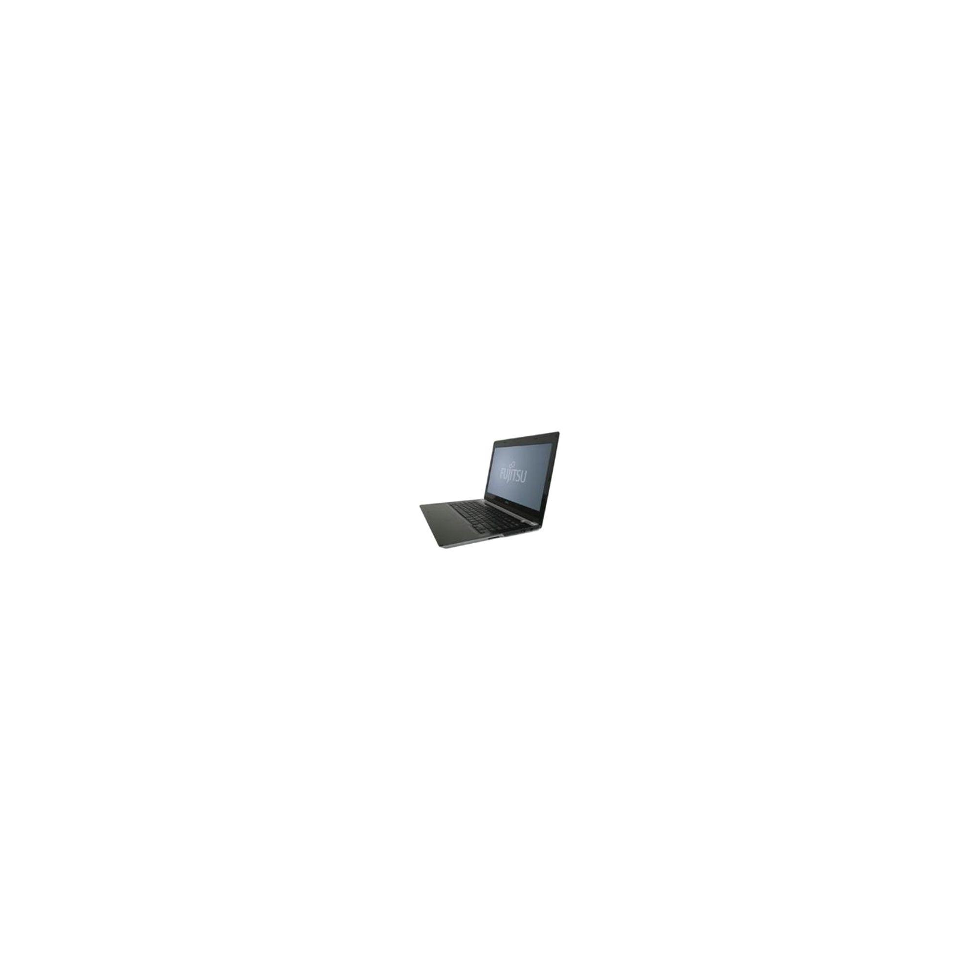 Fujitsu LIFEBOOK UH572 (13.3 inch) Notebook Core i7 (3517U) 1.9 GHz 4GB 128GB SSD (No OD) WLAN BT Webcam Windows 8 Pro 64-bit (Intel HD 4000) Silver at Tescos Direct