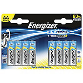 Energizer HighTech Battery Alkaline LR6 1.5V AA