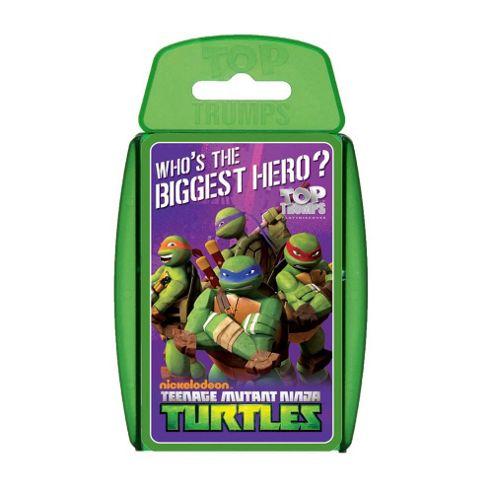 Top Trumps Teenage Mutant Ninja Turtles