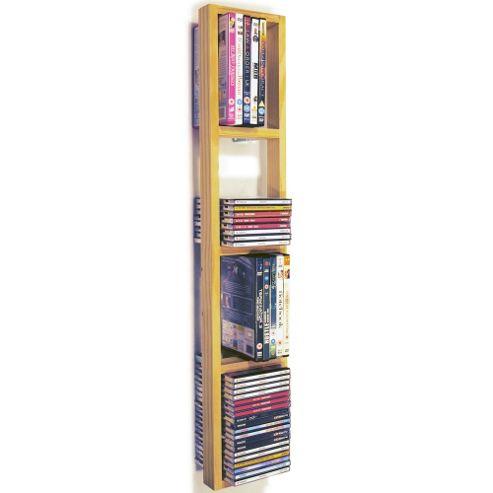 Buy Wall Mounted Cd Dvd Blu Ray Storage Shelf