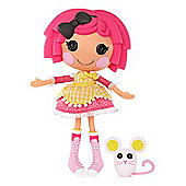 Lalaloopsy 33cm Core Doll with Pet - Crumbs Sugar Cookie