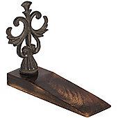 Scottish Thistle Door Wedge