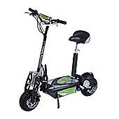Homcom 36V 1000W Foldable Electric Motorized Scooter Folding Bike Outdoor Sports Adjustable E-Scooter 32km/h Speed