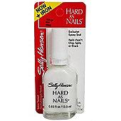 Sally Hansen Hard As Nails Nail Polish - 450124 Boo Creme