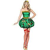 Christmas Tree Costume (Festive) Medium