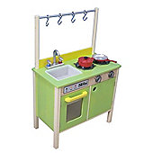 Teamson Kids Wooden Kitchen