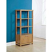 Elements Chicago Display Cabinet - Oak