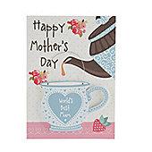 Keepsake Mothers Day Card
