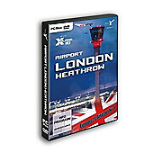 Airport London - Heathrow (X Plane 10) - PC