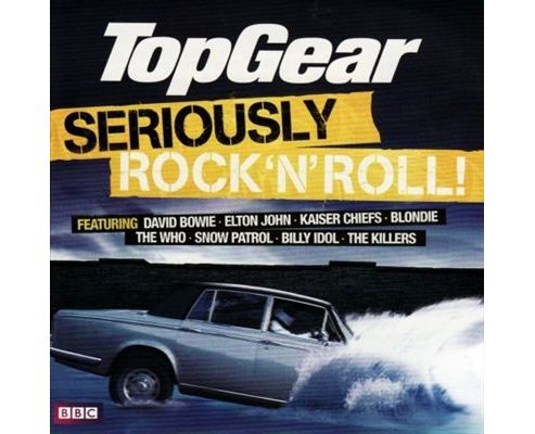 Top Gear Seriously Rock & Roll