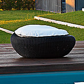 Varaschin Varaschin Outdoor Rollover Relax Chair by Nigel Coates - Panama Orange