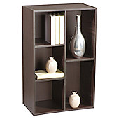 Altruna Easy Life Bookcase Cube 1500S - Wenge