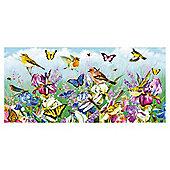 Bflies  Blooms 636 piece jigsaw