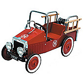 Great Gizmos Classic Pedal Car - Fire Engine